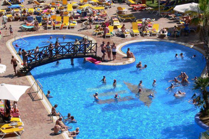Hotel Villa Romana, Salou, Spanje