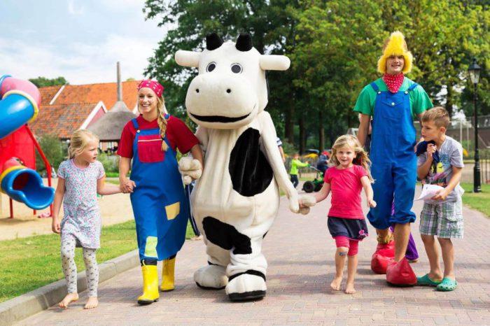 Vakantiepark en camping De Twee Bruggen, Gelderland, Nederland