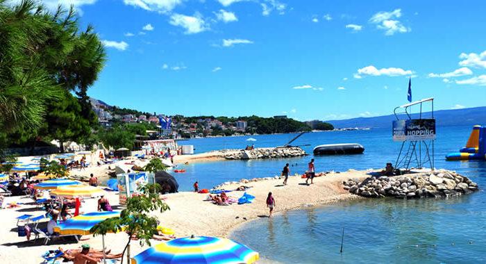 Camping Split, Dalmatië, Kroatië